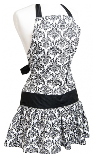 Flirty Aprons Damask pattern Flirty Aprons 50% off code