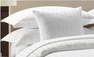 Hotel Sateen Sheets 300x182 Sateen Hotel Bedsheets   300TC, $22.99 shipped (King or Queen)