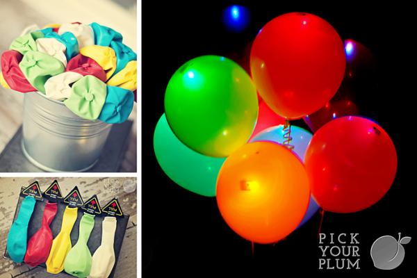 Light Up Baloons