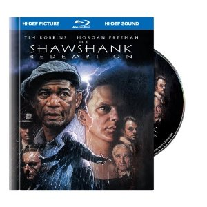 The Shawshank Redemption Blu ray The Shawshank Redemption Blu ray $7.99 (Reg $34.99)