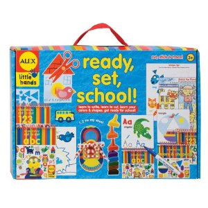 alex ready set school Alex Ready, Set, School Activity Box: $19.12 Shipped! (Regularly $32)