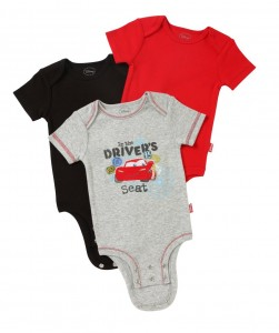 cars bodysuits 251x300 3 Disney Cars Bodysuits for $1.97 Each! *Perfect for Baby Shower Gift!