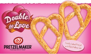 free pretzelmaker coupon1 300x179 FREE Heart shaped Pretzel from Pretzelmaker! (Limit of 5,000)