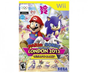 mario & sonic at the 2012 London Olympic Games
